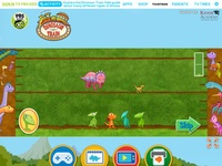 PBS Kids Pinecone Pass