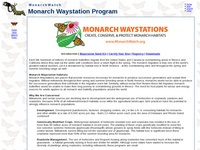 Monarch Waystation Program