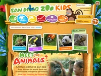 San Diego Zoo Kids: Animals