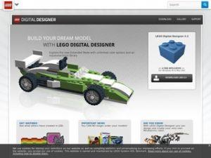 LEGO<sup>®</sup> Digital Designer