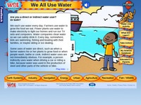 Project Wet's We All Use Water