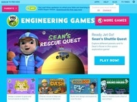 PBS Kids Engineering Games