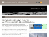 Smithsonian's A New Moon Rises