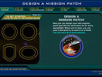 Disney's Design a Mission Patch