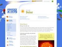 U.S. Energy Information Administration's Solar