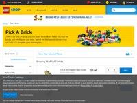 LEGO Pick a Brick